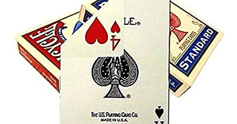 Bicycle Double Face Regular Index Magic Playing Cards