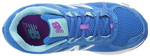 Chaussures 670 - femme blue