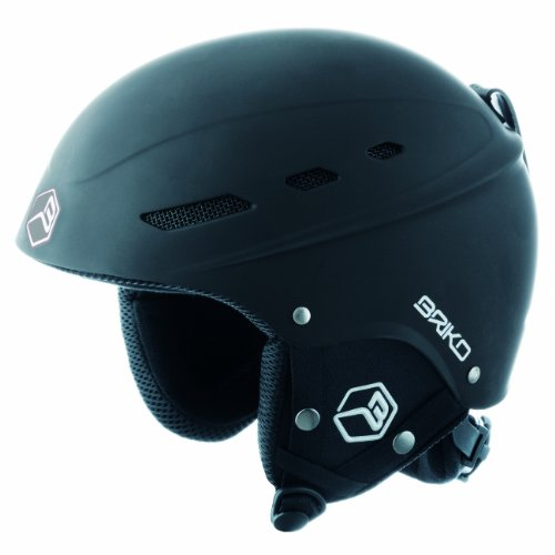 Briko Boom, Casco da sci, 013215AT-S, Nero