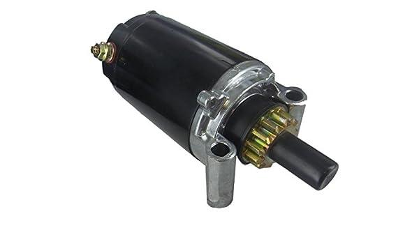 Starter NEW John Deere LT133 LT150 LT160 LTR155 STX46w// AM122435