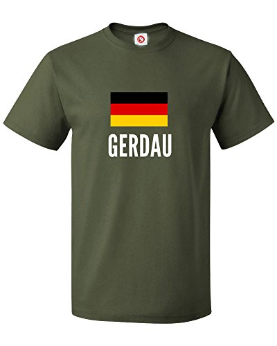 t-shirt-gerdau-city-verde