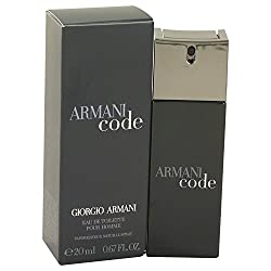 Giorgio Armani Eau De Toilette Spray .67 oz