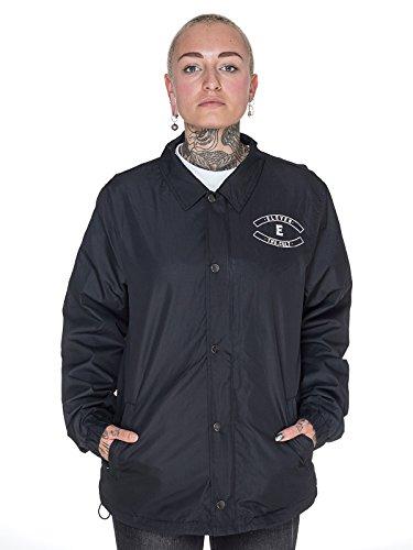 ELEVENCULT Life + Love + Death Coach Jacket black - Jacke - schwarz Frauen Schwarz