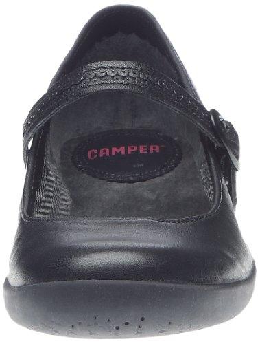 Camper Spiral Comet, Ballerines femme Noir