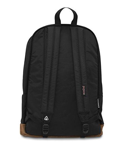 JanSport Right Pack 31 ltrs Black Casual Backpack (JTYP7008) Image 2
