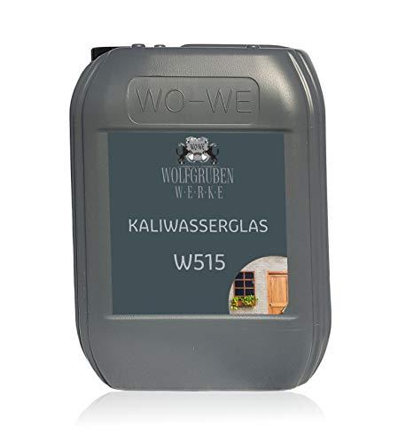 Kaliwasserglas Haftgrund Bindemittel Versiegelung Mauerabdichtung W515-10L