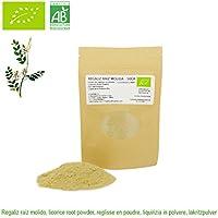 FRISAFRAN - Regaliz de palo en polvo Ecologico certificado - 50Gg