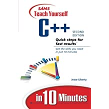 Sams Teach Yourself C++ in 10 Minutes