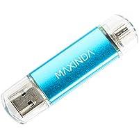MAXINDA(TM) Pen Drive Micro USB 2.0 OTG Chiavette USB 64GB