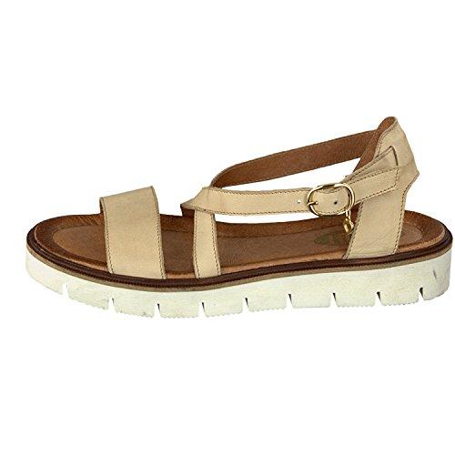 Sandali da donna per cannocchiale di puntamento Nero (Vanilia)