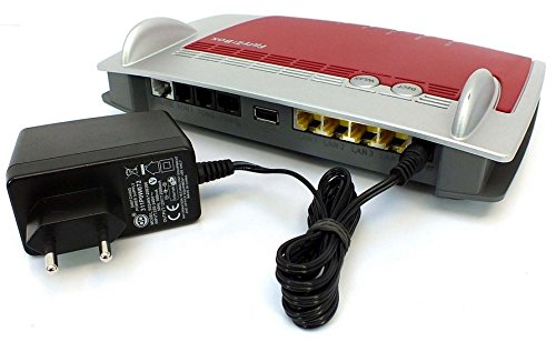 AVM 311P0W072-Power Adapters & inverters (Indoor, starkstromtyp, Modem, VM Fritzbox 2110, 3170, 3270, 3390, 7320, 7330, 3272, 3370, 6340, 6360, 6840, 7170, 7240, 7270, 7272, Plastic, Black)
