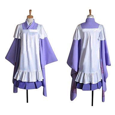 Sunkee Vocaloid Cosplay Senbon Sakura Megurine Luka Kostüm, Größe M:( Alle Größe Sind Wie Beschreibung Gesagt, überprüfen Sie Bitte Die Größentabelle Vor Der Bestellung )