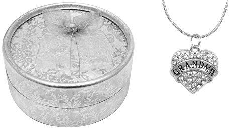 Gift Jewelry By Rachel Olevia  -  Sonstige  Basismetall     keine Angabe  (Karton-heart Shaped Box)