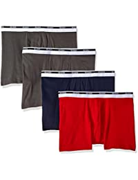 Gildan Men's Trunks Heather Assortment 4-Pack