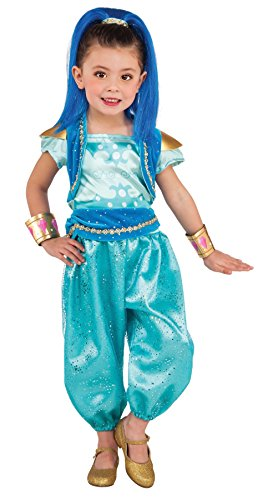 Shimmer And Shine Kostüm - Rubie's Costume Shimmer & Shine Deluxe