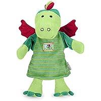 Sterntaler 3601651 - burattino di mano del drago, verde - Mano Drago