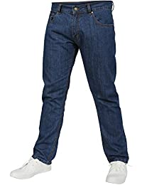Newfacelook Hommes De Travail Jeans Heavy Duty Straight Fit Denim Pantalon