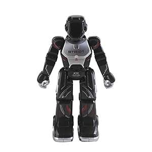 Silverlit Blu-bot Robot intelligent télécommandé avec Bluetooth ou modes de jeu Autonomes