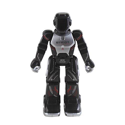 Silverlit Blu-Bot Ferngesteuerter, intelligenter Roboter mit Bluetooth- oder Einzel-Spielmodus (Blu Game Control)