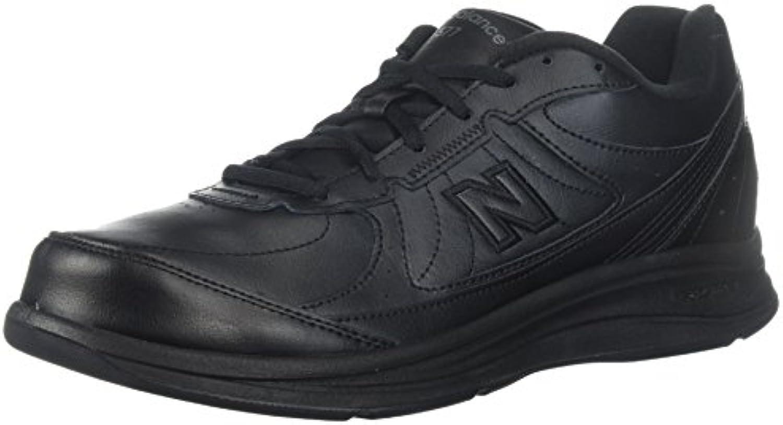 New Balance Men's MW577 Black Walking Shoe - 9.5 D(M) US