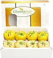 Ghasitaram Gifts Sugarfree Sweets - Mawa Peda Box, 200g