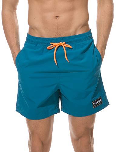 ZAPZEAL Herren Shorts Bademode B...