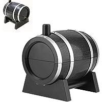 LJX 2pcs caja palillero automática – Dispensador de recipiente de palillos de plástico de cubo de