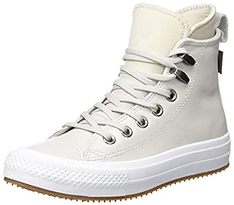 Converse 557944c, Chaussons montants femme - beige - Beige (pale Putty/Pale Putty/White),
