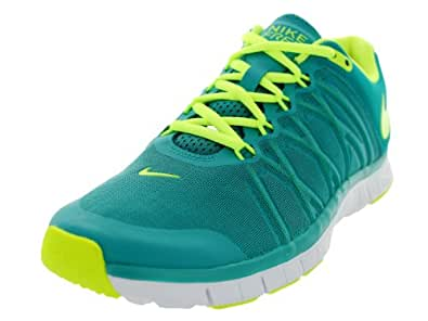 Nike Men's NIKE FREE TRAINER 3.0 TRAINING SHOES TURBO GREEN/VOLT/WHITE 11.5 D(M) US