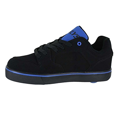 Nero Heelys Royal Sneaker Più Movimento Mens Moda pRwXq