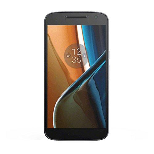 Foto Lenovo SM4366AE7E1 Moto G4 Smartphone da 16GB, Dual SIM, Nero [Francia]