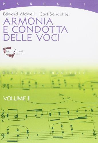 Armonia e condotta delle voci: 1