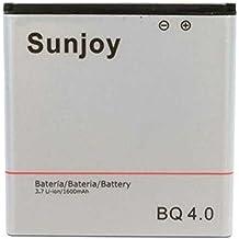 Bateria BQ AQUARIS 4, 4.0 1600 mAh (NO VALIDA PARA BQ E4)