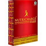 Nutricharge Man Multivitamin Health Product with Amino Acids Minerals - 30 Tabs