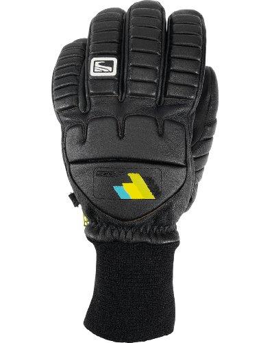 Scott WC Comp Handschuh, unisex, Black/RC Colors