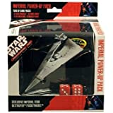 Star Wars The Force Awaken Micro Machines First Order Star Destroyer RC Vehicle Hasbro B3730AS0