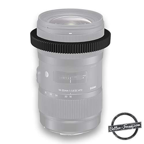 Follow Focus Ring für Sigma 18-35mm F1.8