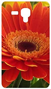 Calendula Sunflower Back Cover Case for Samsung Galaxy I8190 / SIII Mini / S3 Mini