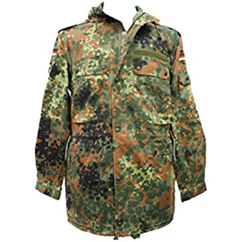 Unknown-Maglietta da uomo, motivo mimetico, colore: multicolore - Army Surplus Camouflage