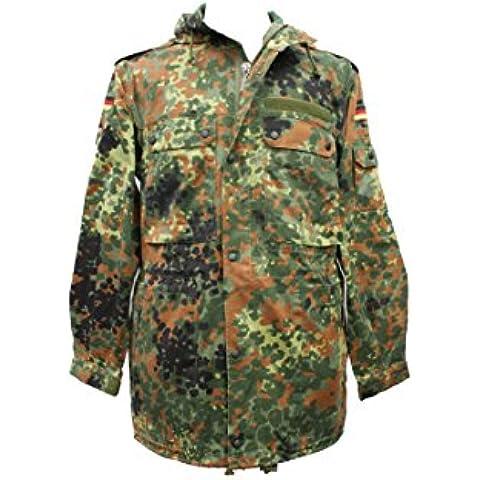 Unknown-Maglietta da uomo, motivo mimetico, colore: multicolore - Army Surplus Camouflage