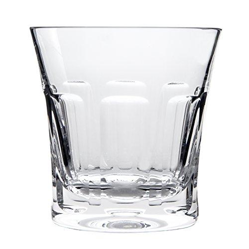 Verre sévres Segovie Set de Verres à Whisky, Verre, 10 x 10 x 10 cm, Lot de 2