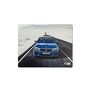 Original BMW Mousepad Mauspad BMW M5 M Kollektion 2018/2020