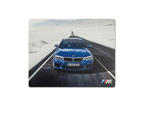 Original BMW Mousepad Mauspad BMW M5 M Kollektion 2018/2020