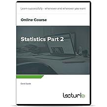 Online-Videokurs Statistics Part 2 von David Spade