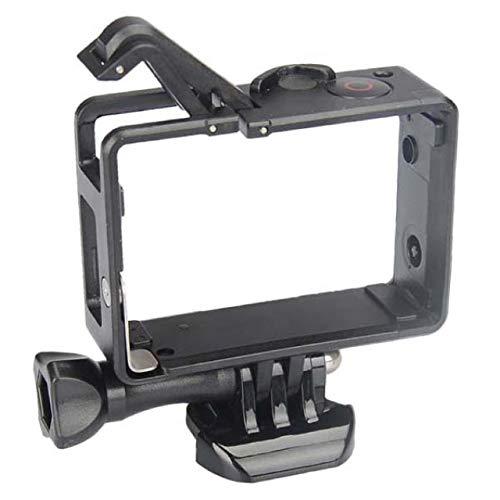 vhbw Rahmen Halterung Schutzgehäuse Stativhalterung für Action Kamera GoPro Hero 3,3+,4.