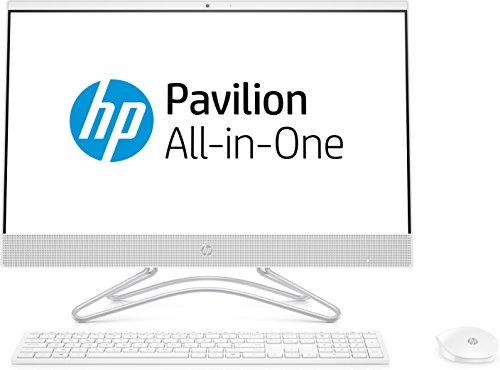 PC AIO HP 24-F0341NS I3-8130U 8GB 1TB W10H Tec+Rat