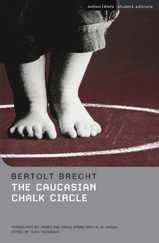 The Caucasian Chalk Circle (Methuen Student Editions) by Bertolt Brecht [12 July 1984]