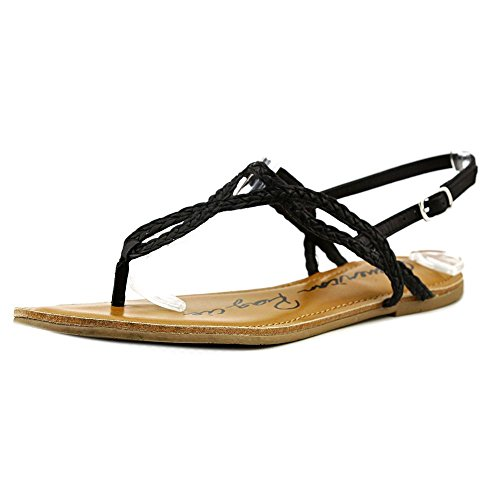 American Rag Keira Femmes Synthétique Tongs Black