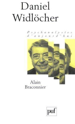 Daniel Widlöcher par Alain Braconnier