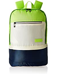 United Colors of Benetton 21 Ltrs Green Casual Backpack(17A6BKPK0LO6I)